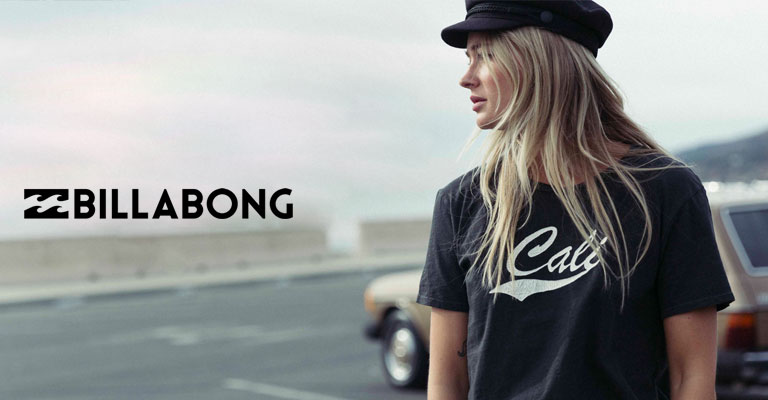 Billabong en Fashionalia