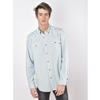 Camisa Denim Nazca