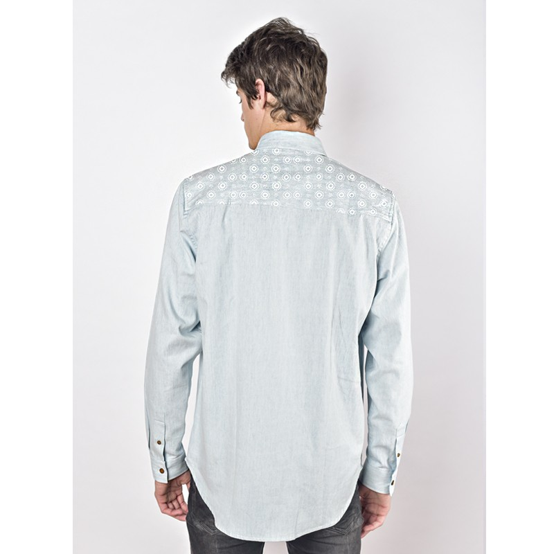 Camisa Denim Nazca - Fashionalia