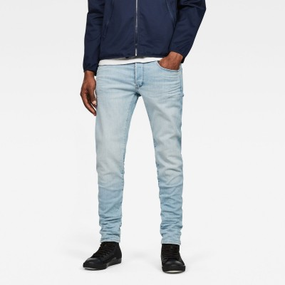 3301 Deconstructed Slim Jeans - Fashionalia