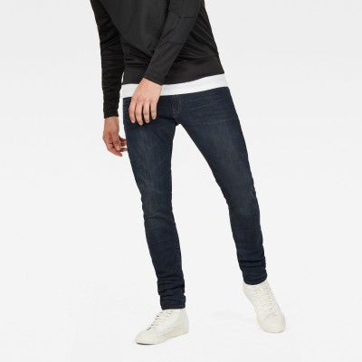 3301 Deconstructed Skinny Jeans (8969)