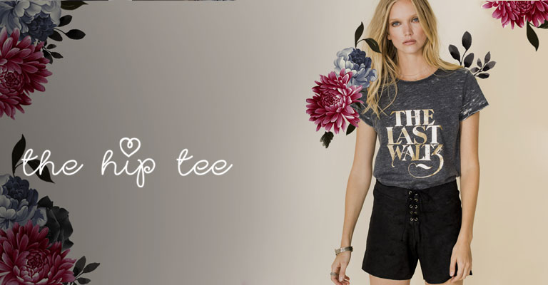 The Hip Tee - Fashionalia