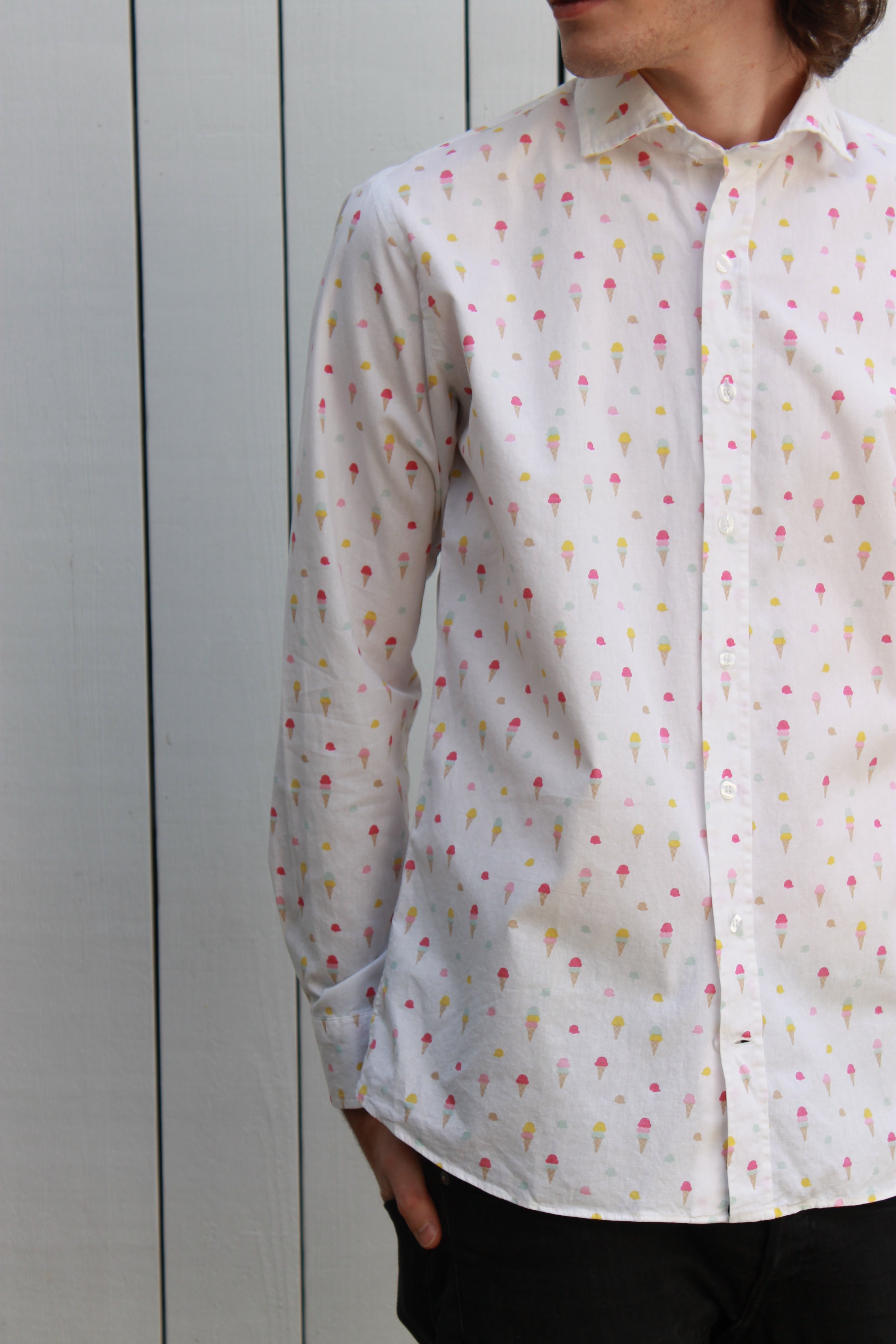 Camisa Yale Ice Cream - Fashionalia