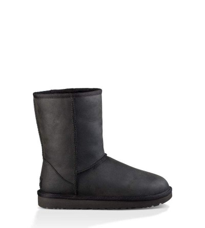 Classic Short Leather Boot