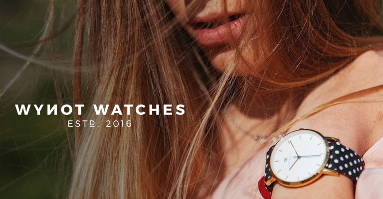 Wynot Watches - Fashionalia