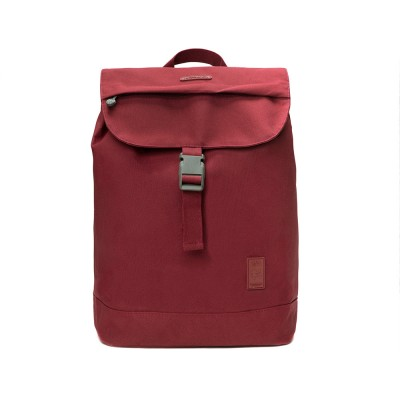 Flap Backpack Small Granate