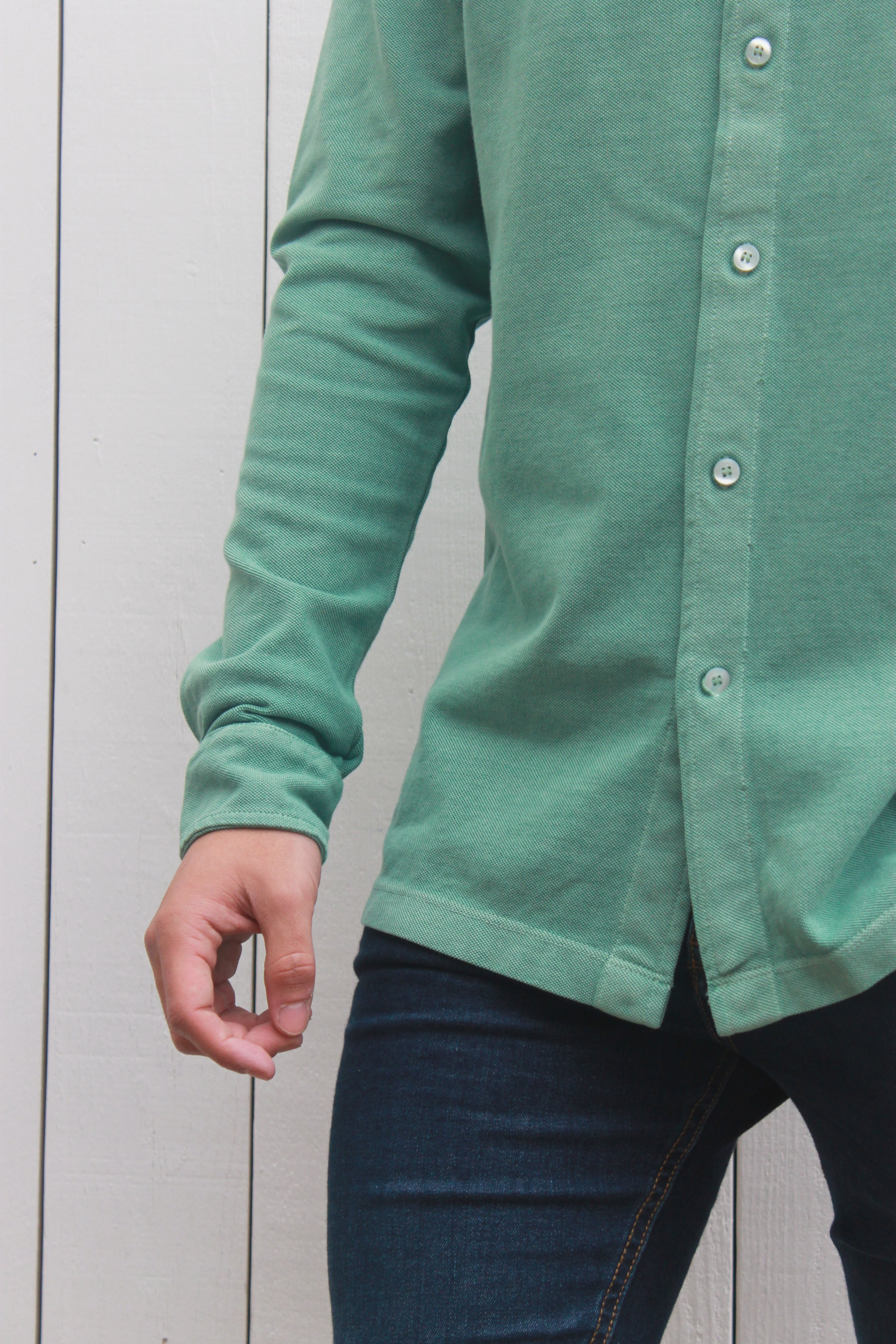 Camisa Knits Sea - Fashionalia