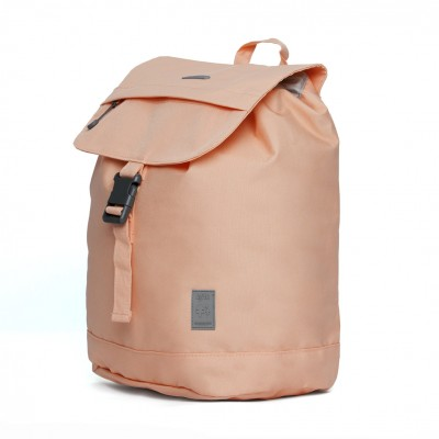 Scout Backpack Small Peach - Flap Backpack Small Peach