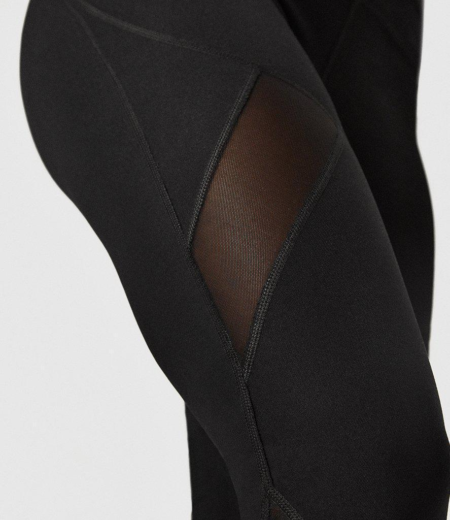 Legging Manarola - Black - Fashionalia
