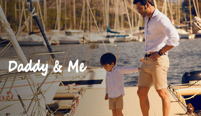 Daddy and Me - Fashionalia