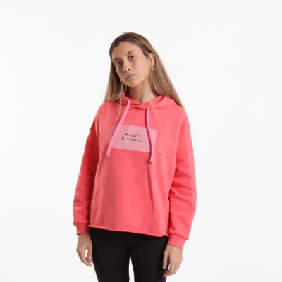 Sudadera Animals Coral